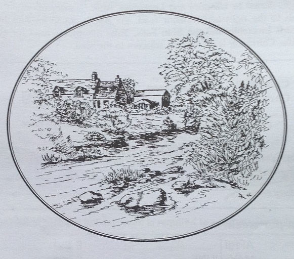 Sketch of the site at Cairnmuir